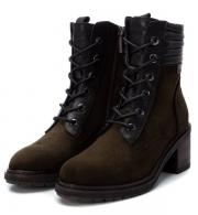 Carmela-Womens-Suede-Lace-Up-2-Tone-Boot---Khaki