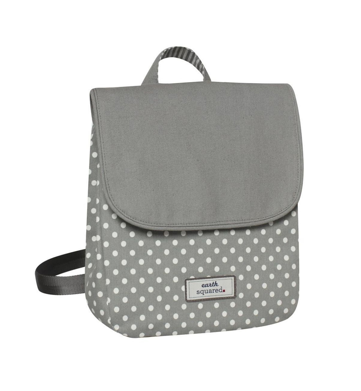 Earth-Squared-Spotty-Backpack---Grey