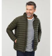 Joules Go To Update Padded Jacket - Olive 208995 Model