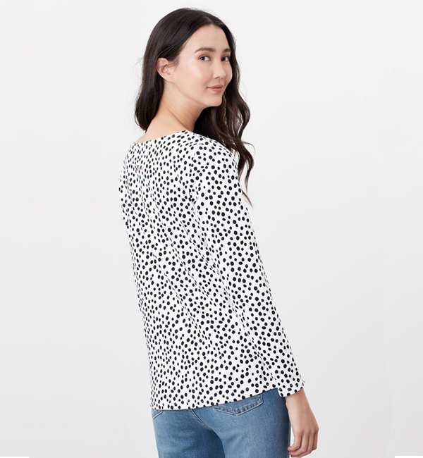 Joules-Harbour-Print-Jersey-Top-Spot-Print-model-back.jpg