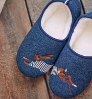 Joules-Slippet-Slip-On-Felt-Mule-Navy-Hare-model-front.jpg