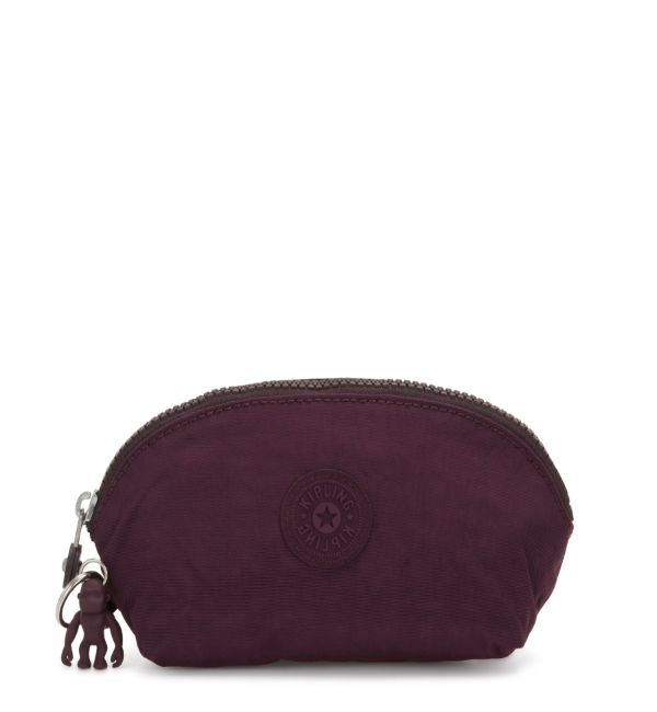 Kipling 1 Baroe Small Pouch Bag - Dark Plum KI702851E00 999
