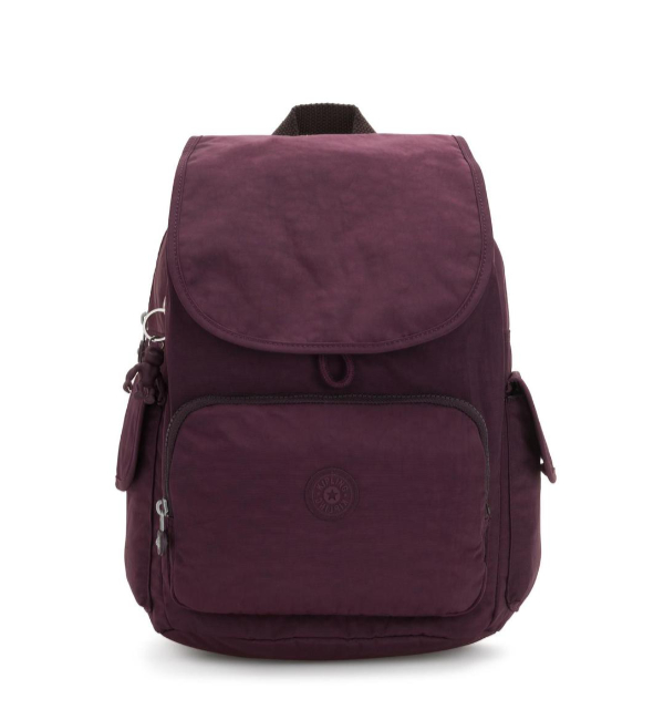 Kipling City Pack Mini Backpack - Dark Plum K1267051E