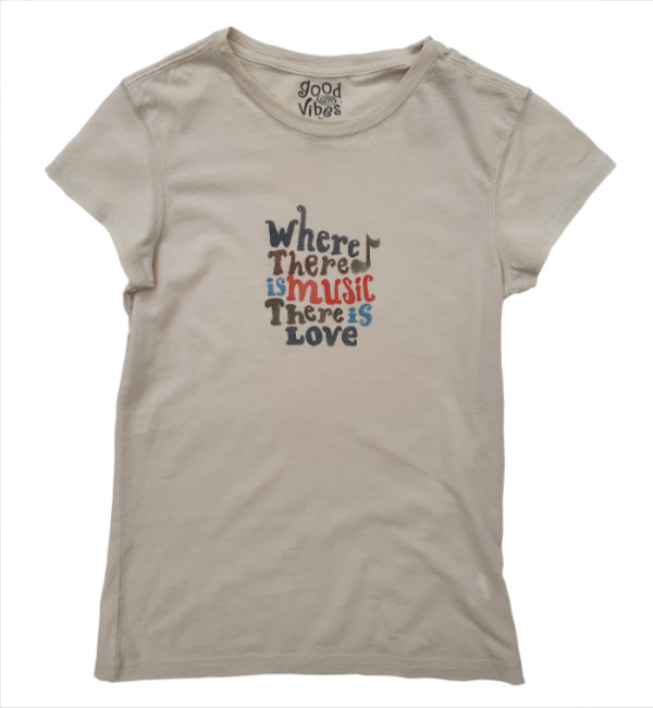 Life is Good 12088 Womens Cool Vibes Tee Where There Is Dune