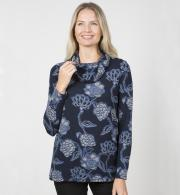 Lily-&-Me-Womens-Relaxed-Everyday-Jumper-Kimono-Navy