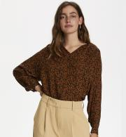 Soaked-Womens-SL-Keto-Floral-Blouse-Sugar-Almond