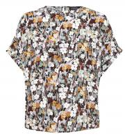 Soaked-Womens-SL-Mori-Short-Sleeve-Blouse-Autumn-Flower