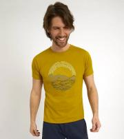 Weird-Fish-Graphic-T-Ocean---Mustard