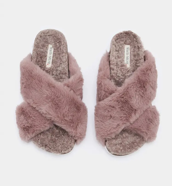 White-Stuff-Faux-Fur-Footbed-Slipper-Mid-Pink-flat-front.jpg