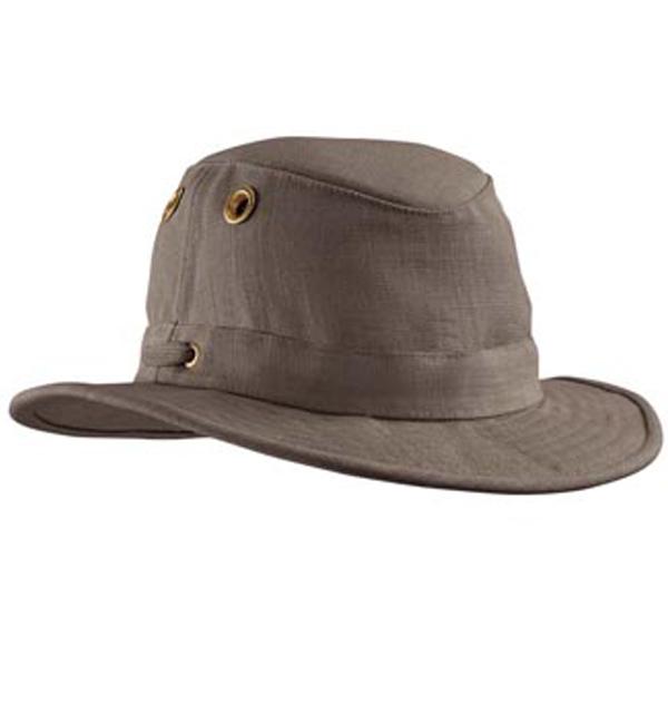 Tilley TH5 Hemp Medium Curved Brim Hat