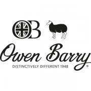"<p style=""text-align: center;"">Owen Barry was founded in 1948 and has been producing sheepskin and leather products for over 70 years from their traditional workshop in Street, Somerset.<br /><br />The family business has seen five generations involved with leather tanning and manufacturing. This inherent skill and priceless knowledge has been key in developing Owen Barry into the unique company it is today.<br /><br />Owen Barry takes pride in still being a family owned and ethically run business; upholding a philosophy of British heritage and manufacturing. They believe it is important to keep traditional handcrafting skills flourishing alongside the fast-paced evolution of technology.<br /><br />This passion and creativity is what makes Owen Barry products unique and eminently desirable.</p>"