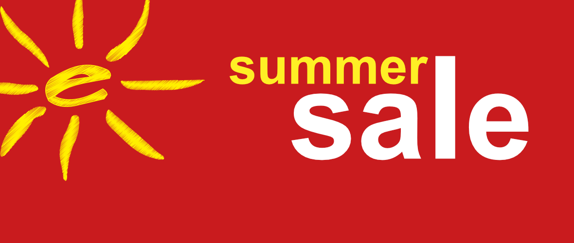 Summer Sale with Sunshine