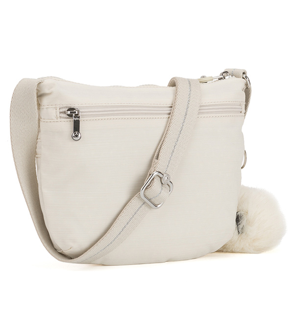 b1cfb1db00882 Kipling 1 Arto S Small Cross Body Bag - Dazz White