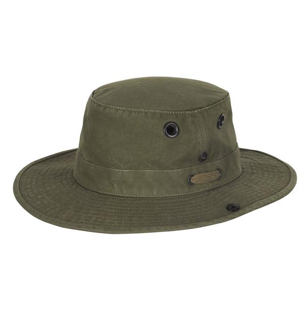 a6b74e7a4000d Tilley T3 Wanderer Hat - Vintage Olive